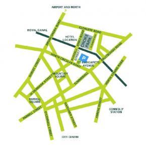directions croke park