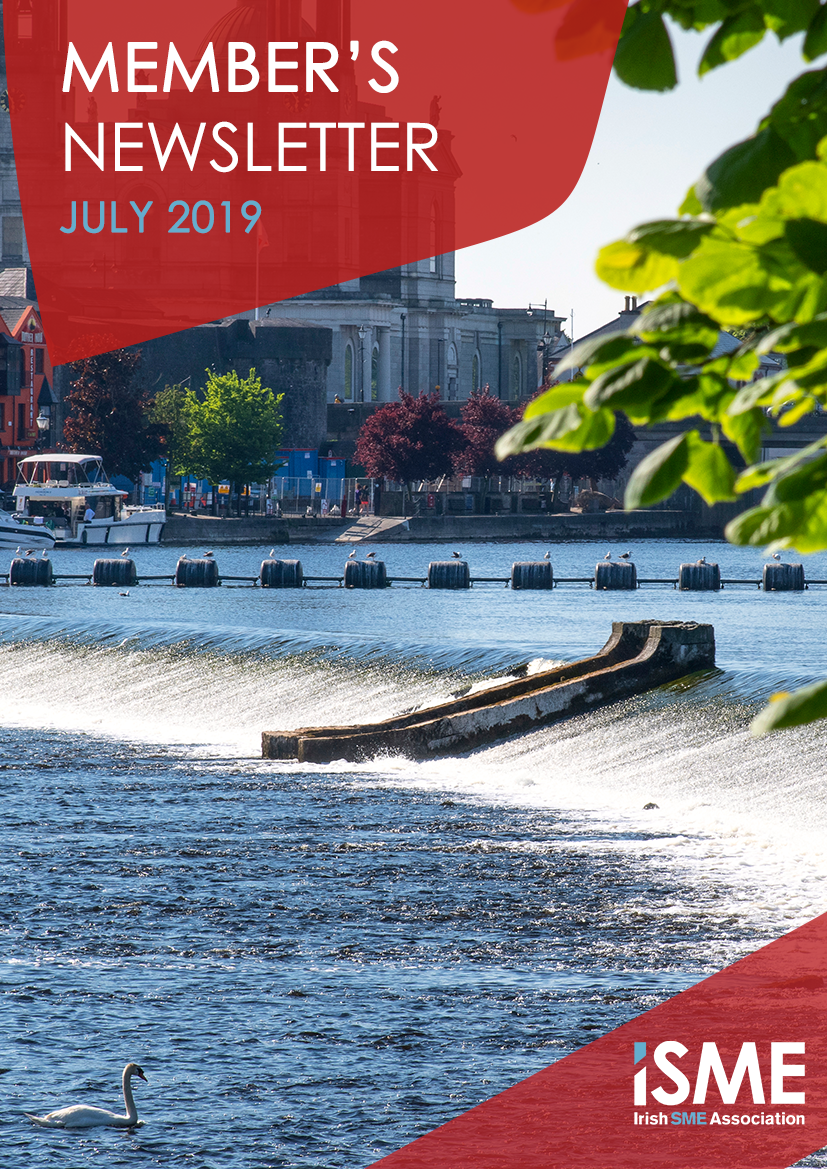 ISME July Monthly Newsletter