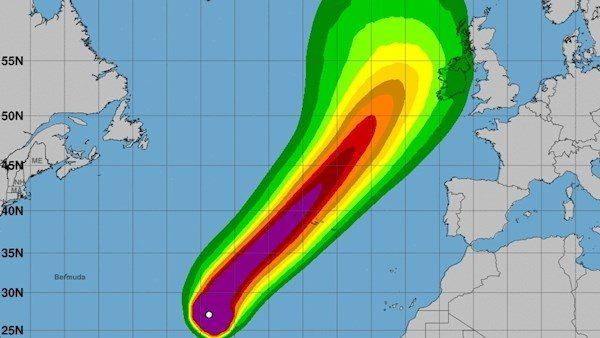 Hurricane Lorenzo